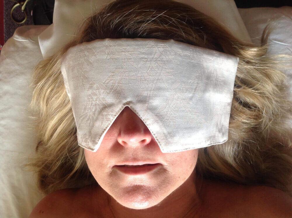 MagicMinerals Eye Pillow